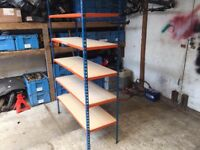 medium duty racking very good quality