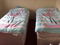 Divan single beds 2