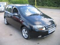 chevrolet kalos 5 door hatchback