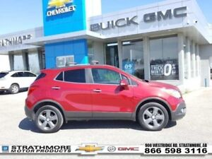 2014 Buick Encore Leather-Nav-Alert Pkg  - Certified - Leather S