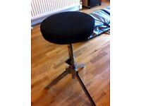 accordian stool