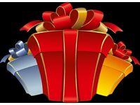 12month warranty gift line