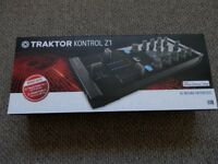 Native Instruments Traktor Kontrol Z1 DJ mp3 mixer for sale - mint/as new condition