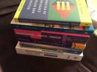 selection of Psychology books