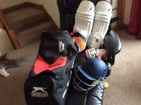 Cricket items youths