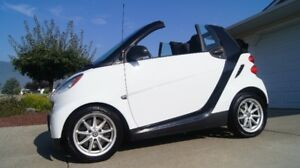 2008 Smart Fortwo Passion Convertible