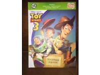 LeapFrog LeapReader Disney-Pixar Toy Story 3 Together Agai