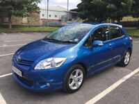 Toyota Auris(10)1.33 VVT-i TR - Petrol 5dr Manual Hatchback - Blue