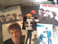 Beatles Related Vinyl Records
