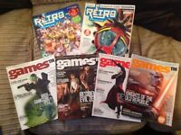 Games TM/retro mag bundle