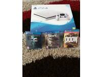 PS4 500GB **NEW** 12 months online subscription
