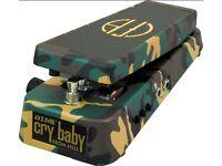Crybaby Wah Pedal (Dimebag Darrell Model)