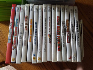 Lots of games DS/WII/PS2/PS3/XBOX360