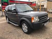 LAND ROVER DISCOVERY3 TDV6 S 7 Seats 2005
