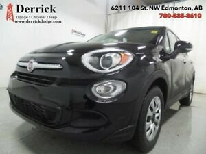 2016 Fiat 500X Used 500X Pop Only 67Kms Pwr Grp A/C $111.93 B/W