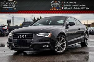 2016 Audi A5 Komfort|Quattro|Navi|Sunroof|Bluetooth|Leather|Hea
