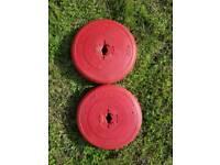 20kg weights