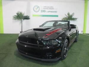2013 Ford Mustang GT convertible*****seulement 129$/sem***
