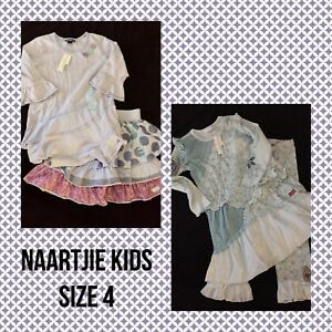 Naartjie Kids size 4 new with tags