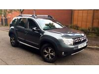 2017 Dacia Duster 1.5 dCi 110 SE Summit 5dr with Manual Diesel Estate