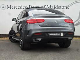 Mercedes-Benz GLE Class GLE 350 D 4MATIC AMG LINE PREMIUM PLUS (grey) 2017-07-28