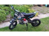 WPB 125 Pit bike