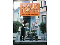 Fawlty Towers script book - three episodes