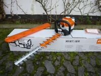 Stihl HS 82 r Professional hedge trimmer with 2-MIX !! New !! Free shipping !