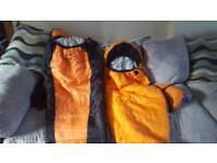 Vango childrens sleeping bags