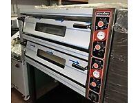 """Double Deck Pizza Oven 12 x 12"""" en232"""