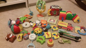 Guc baby toys