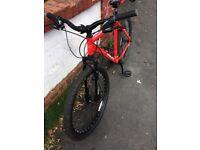 Mtrax mountain bike