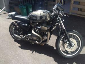 Harley Davidson Sportster Sport 1450cc - Cafe Racer
