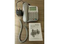 BINATONE Grey Concept Combo 2300 Corded Telephone