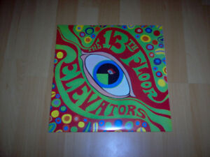 lp by 13TH Floor Elevators reduce price to 25$