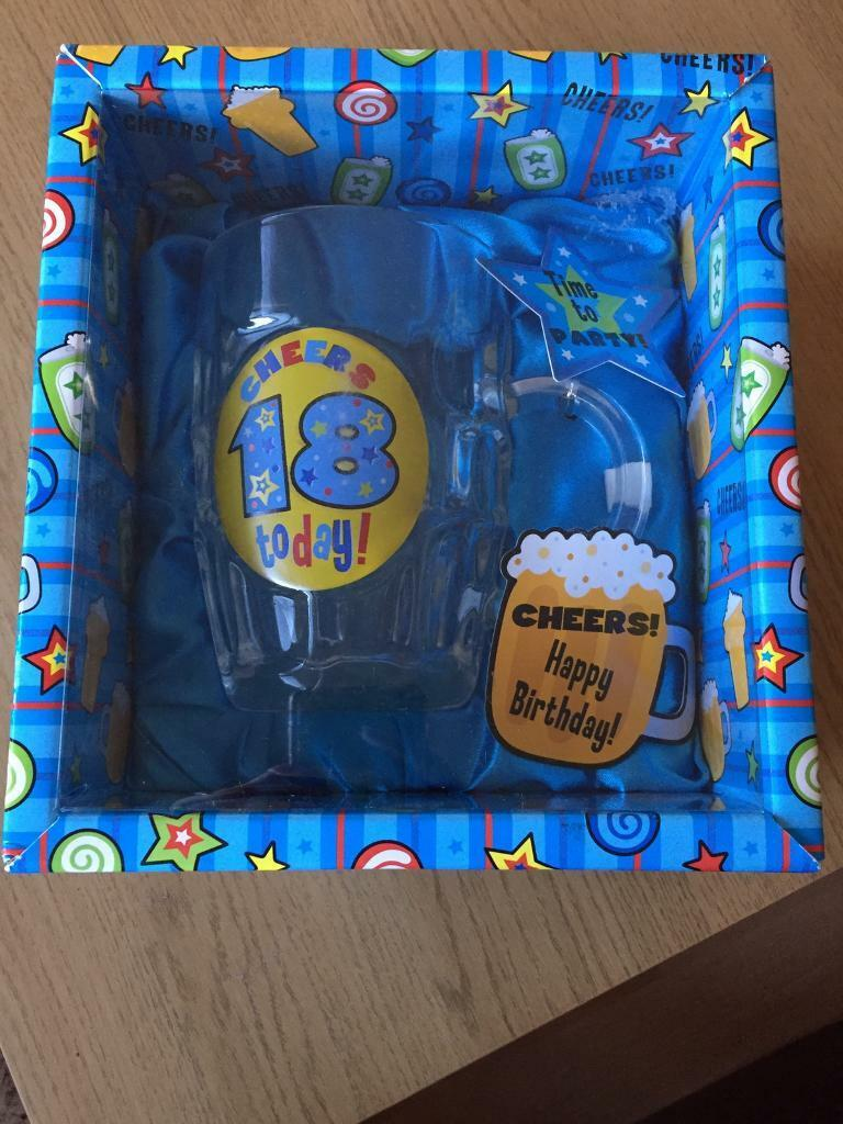 18 today beer mug set newin Grangemouth, FalkirkGumtree - 18 today beer mug setNew in boxAlso have other 18 items for saleCan post at extra costCollected £1