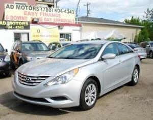 SALE THIS WEEK!! 2012 HYUNDAI SONATA GL AUTO LOADED ONLY 66KMS