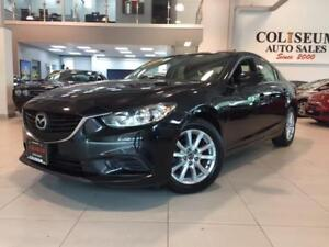 2014 Mazda Mazda6 GX-AUTO-HEATED SEATS-BLUETOOTH-ONLY 80KM