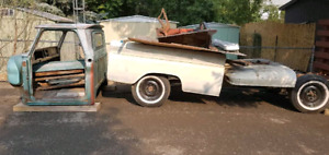 1966 Chevy C10 pickup project