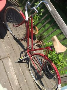 RARE Antique RAPIDO single speed bicycle