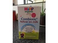 Hipp Follow On Milk