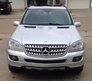 Fully Loaded Mercedes-Benz ML320 CDI 2008