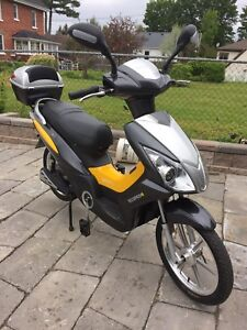 Ecoped electric Bicycle