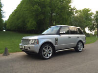 RANGE ROVER VOGUE 3.0L DIESEL FOR SWAP BUT MY SELL
