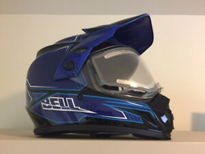 BRAND NEW BELL HELMET - MX-9 ADVENTURE SNOW XL