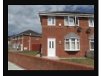 3 bedroom house for rent Northwood Kirkby