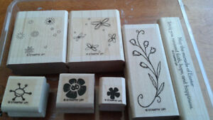 ***New Price***  STAMPIN' UP! STAMPS