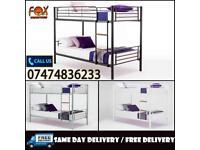 Double ,Trio Bunk Bed CTK