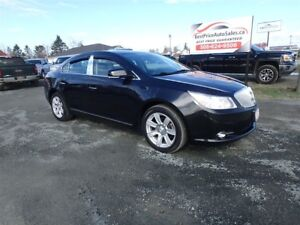 2010 Buick LaCrosse CXL! AWD! CERTIFIED!