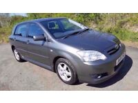 Toyota Corolla 1.6 16V **12 MONTHS MOT**LOW MILES**NEW CLUTCH**SERVICE HISTORY**EXCELLENT CONDITION